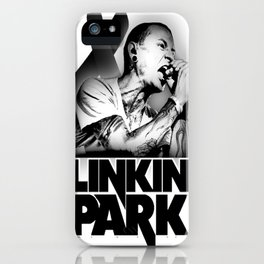 Linkin par k tribute iPhone Case