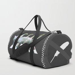 happy road III Duffle Bag