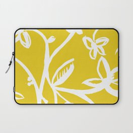 Inky Vines Laptop Sleeve