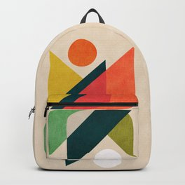 Reflection (of time and space) Backpack