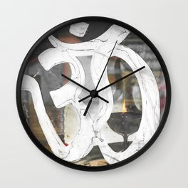 Eternal flame Wall Clock