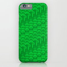Video Game Controllers - Green Slim Case iPhone 6s