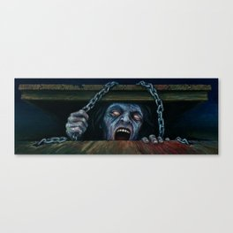 THE EVIL DEAD Canvas Print
