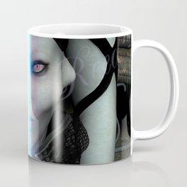 Tu Fue Ego Eris Coffee Mug
