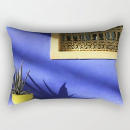 Moroccan Gardens Rectangular Pillow