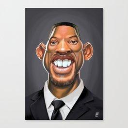 Celebrity Sunday ~ Will Smith Canvas Print
