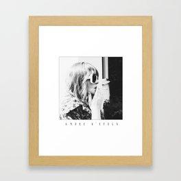 Amore D'Epoca Framed Art Print