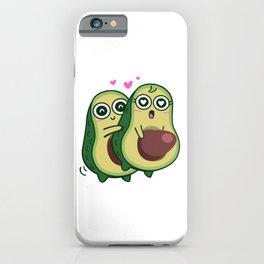 Avocado Sex iPhone Case