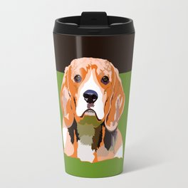 Petsy - Custom Pet Portraits Travel Mug