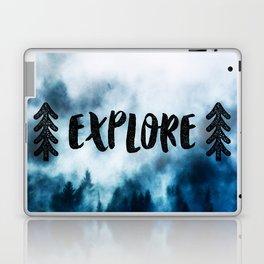 Explore! Laptop & iPad Skin