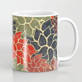 Floral Abstract 17 Coffee Mug