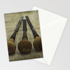 Vintage Chisels Stationery Cards