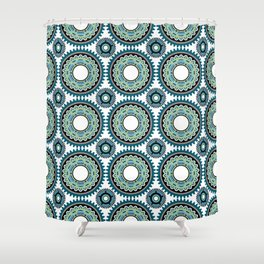 Traveller Shower Curtain