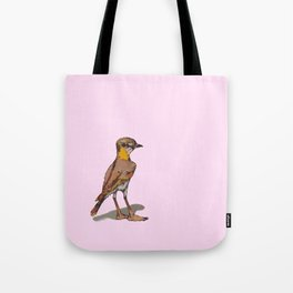 Birds and Spirits - a layer within reality   Tote Bag