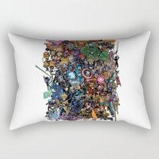 Lil' Marvels Rectangular Pillow
