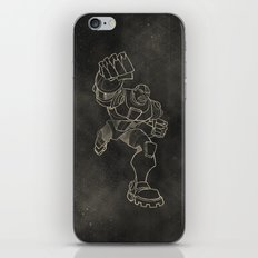 Teen Titans: Cyborg iPhone & iPod Skin