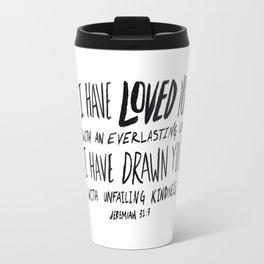 Everlasting Love Travel Mug