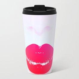 Donuts Girl Travel Mug