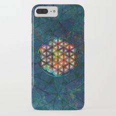 The Flower of Life Symbol Slim Case iPhone 7 Plus