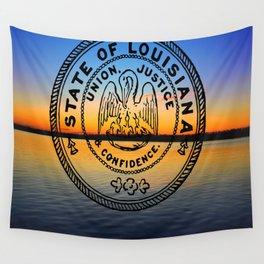 Louisiana Wall Tapestry