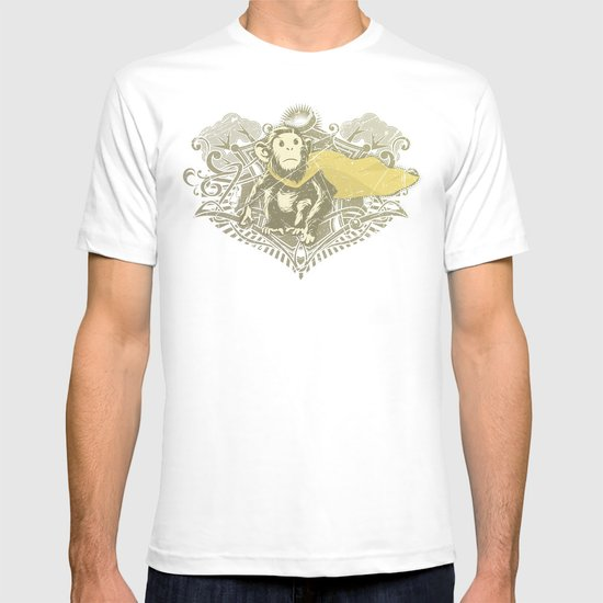 Fearless Creature: Chimpy T-shirt