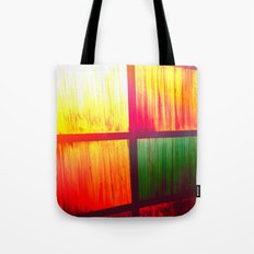 Stain Glass Tote Bag