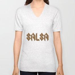 Salsa Zook Unisex V-Neck