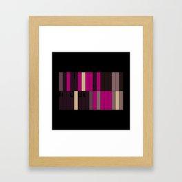 blank no.3 Framed Art Print