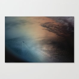 Window Seaton Canvas Print