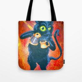 Ryan & Molly's Cat: Harry Tote Bag