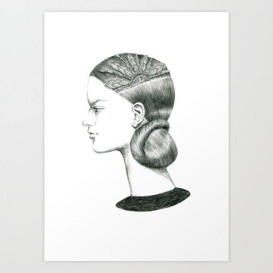 H3 Art Print