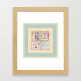 Shabby Chic 2 Framed Art Print