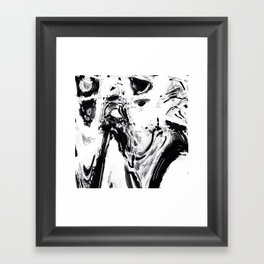Pareidolia – Hidden faces part 1 Framed Art Print
