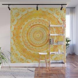 Sun Mandala 4 Wall Mural