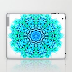 Green and blue inspiration Laptop & iPad Skin