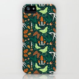 Nordic Forest iPhone Case