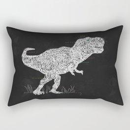 Lace Rex Rectangular Pillow