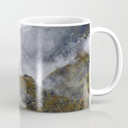 Nameless Mountains Coffee Mug