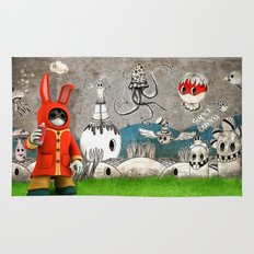 Super Bunny Rug