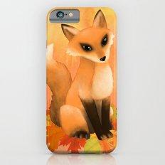Fall Fox Slim Case iPhone 6s