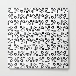 azulejos1 Metal Print