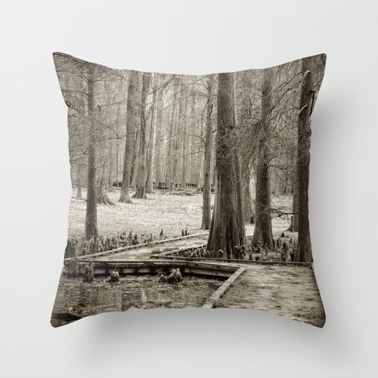 We've Got Our Stories Throw Pillow