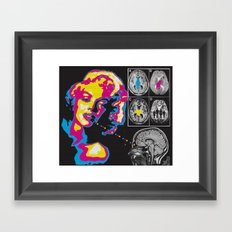 Mind of Man Framed Art Print