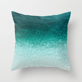 Destin Gradient Throw Pillow