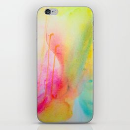 Color Field/Washes I iPhone Skin