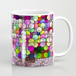 Artistic Cubes 03 candy Coffee Mug