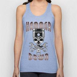Hammer Down Unisex Tank Top