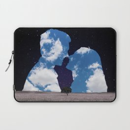 Dear Magritte Laptop Sleeve