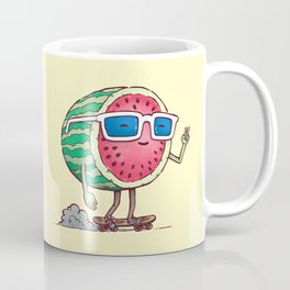 Watermelon Skater Coffee Mug