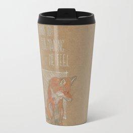 MAKING ME FELL Travel Mug
